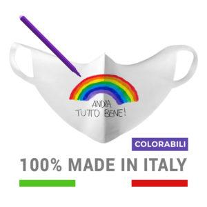 Mascherine Italiane - Mascherine italiane da bambino impermeabili lavabili e riutilizzabili - made in Abruzzo! https://www.mascherineitaliane.it - Baldo Promotion - https://www.baldopromotion.it