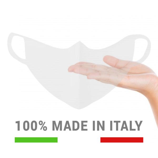 Mascherine Italiane - Mascherine italiane trasparenti impermeabili lavabili e riutilizzabili - made in Abruzzo! https://www.mascherineitaliane.it - Baldo Promotion - https://www.baldopromotion.it
